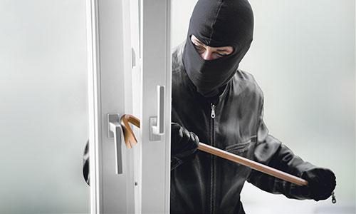 Die Sicherheit in den eigenen vier Wänden erhöhen