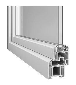 Profil Eco für Fenster und Haustüren