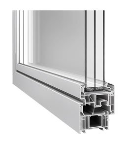Kunststofffenster Profil Elegante