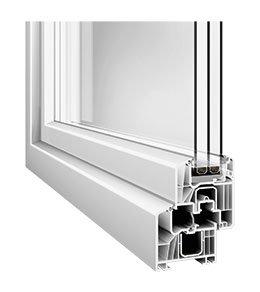 Fensterprofil Prestige vom Fensterbauer